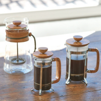 French Press Wood