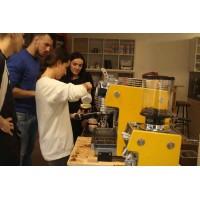 Kurz 2 Espresso Cappuccino doma správne napeňovanie mikropena